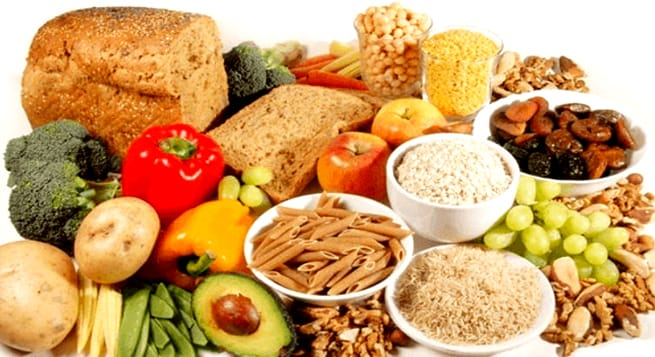 Sources of Fiber in our food