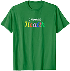 T-Shirt Gifts for Healthy People